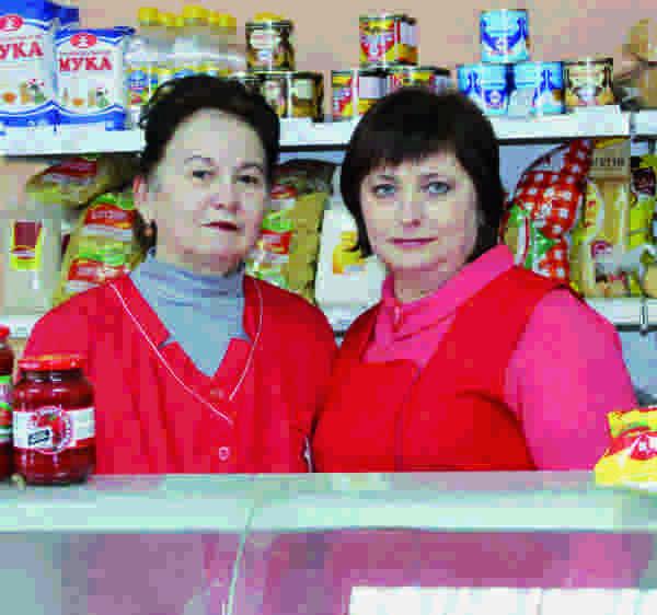 Лицо магазина – продавец