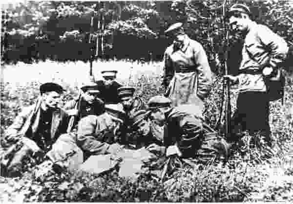 Немцы их боялись до жути