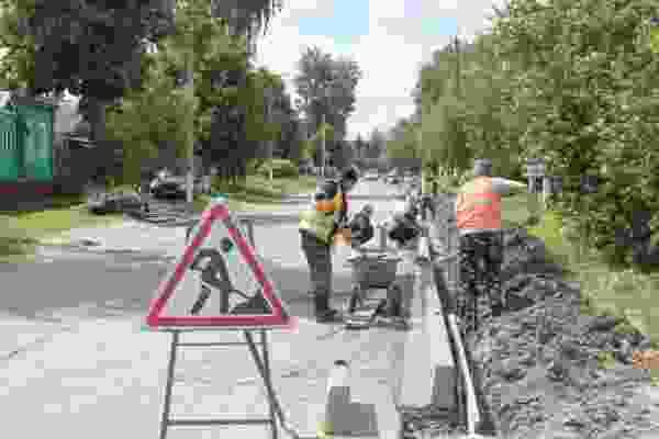 Дмитриев ожидает большой ремонт улично-дорожной сети