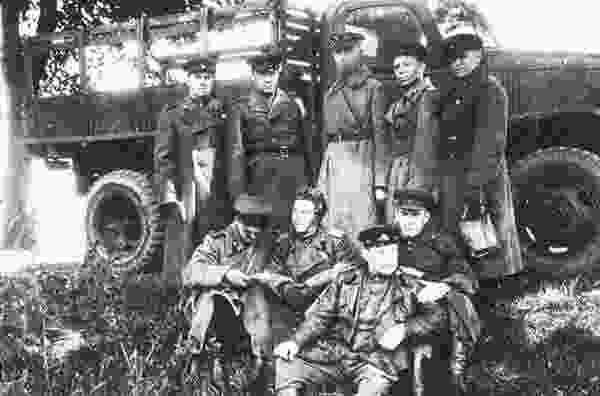 Отважный танкист Илья Агапов