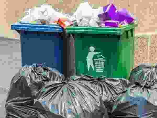 О расположении мусорных площадок