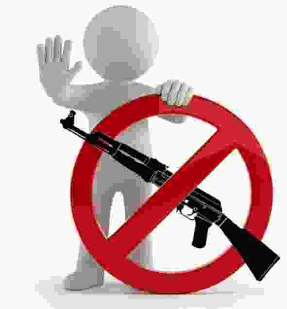 Незаконно хранящиеся оружие и боеприпасы можно сдать за вознаграждение