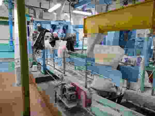 Курский комбинат хлебопродуктов присоединился к национальному проекту «Производительность труда»